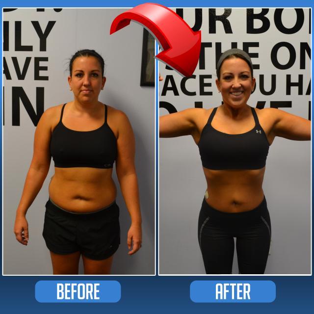Rhonda martin weight loss